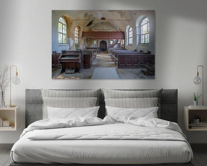 Beispiel: Kapelle im Niedergang von Kristof Ven