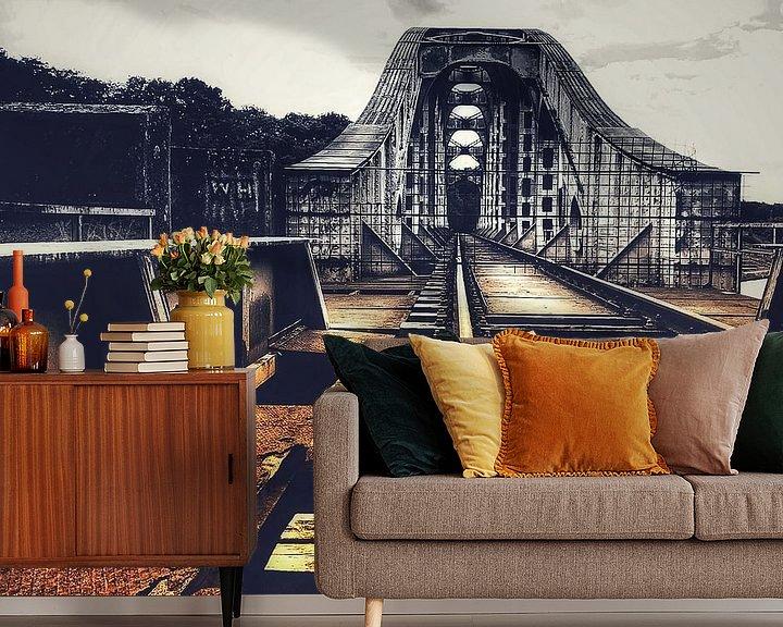 Impression: Pont ferroviaire sur Creativiato Shop