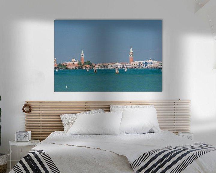Sfeerimpressie: Venetië Venetia  van Brian Morgan