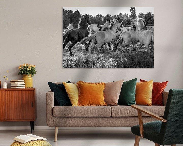 Sfeerimpressie: Horsepower van Natasja Claessens