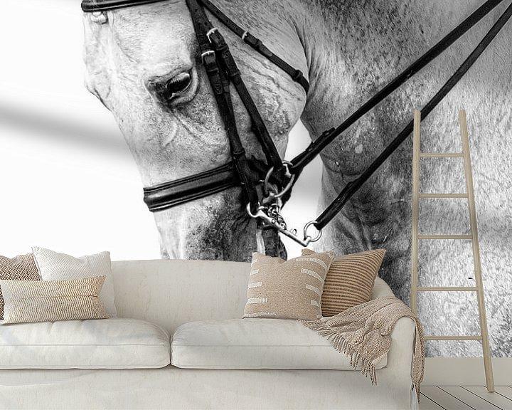 Sfeerimpressie behang: Elegance van Natasja Claessens