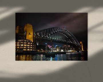Sydney Harbor Brug van Ivo de Rooij