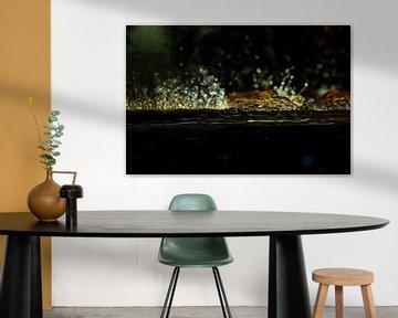 Abstraktes Wasserspektakel von Sia Windig