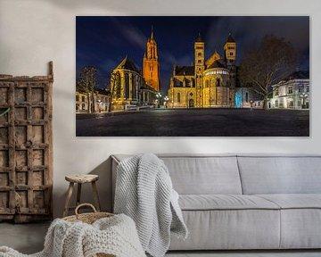 Vrijthof Maastricht 2020. von Danny Bartels