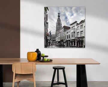 Vismarktstraat Breda van Nancy Bastiaansen