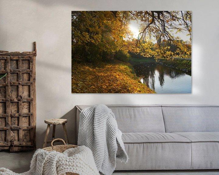 Beispiel: Herbstlandschaft von Markus Jerko