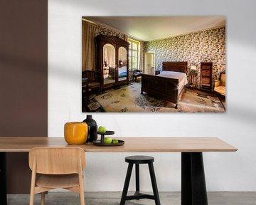 De master bedroom van Aurelie Vandermeren
