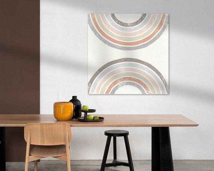 Sfeerimpressie: Over the Rainbow I, Moira Hershey van Wild Apple
