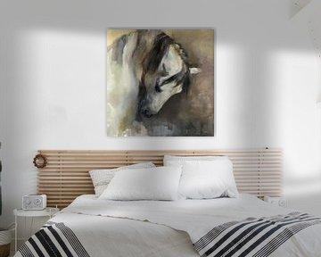 Classical Horse v2, Marilyn Hageman van Wild Apple