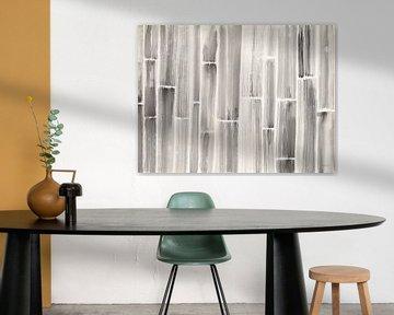 Bambus-Muster, Danhui Nai von Wild Apple