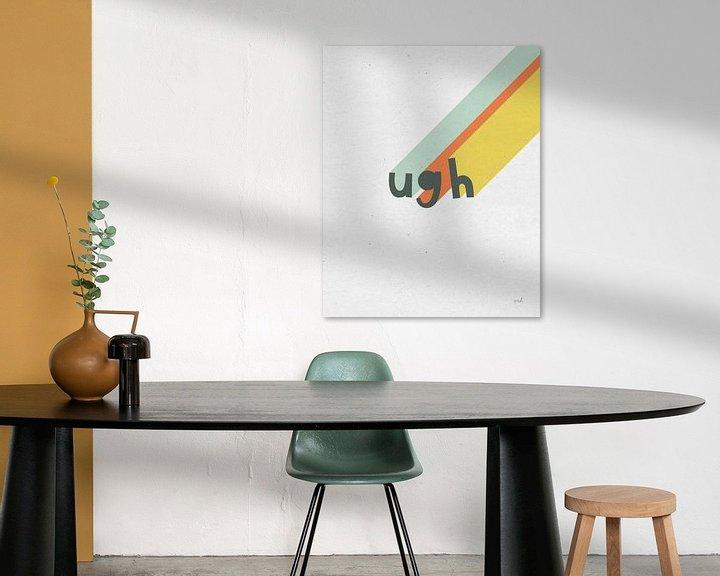 Sfeerimpressie: Rainbow Woorden II, Moira Hershey van Wild Apple