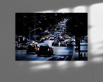 Rush Hour New York City von Jesse Kraal