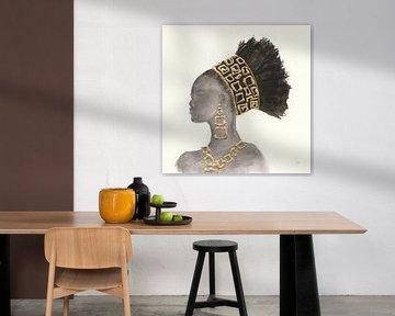 Kopfschmuck Schönheit II, Chris Paschke von Wild Apple