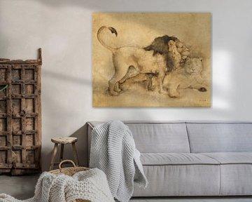 Global Lions Light Crop, Cheri Blum van Wild Apple