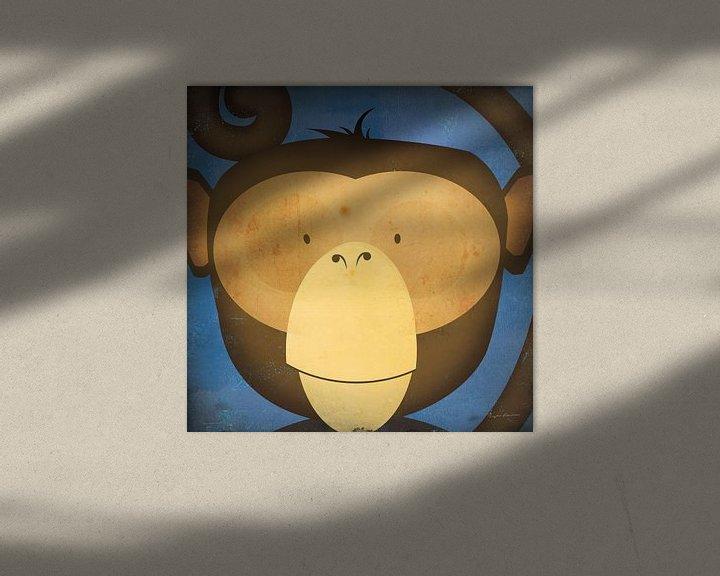 Beispiel: Affe Wow, Ryan Fowler von Wild Apple