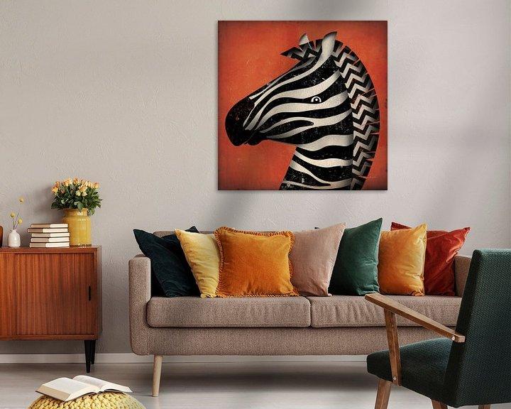 Beispiel: Zebra Wow, Ryan Fowler von Wild Apple