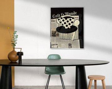 Cafe le Monde, Avery Tillmon von Wild Apple