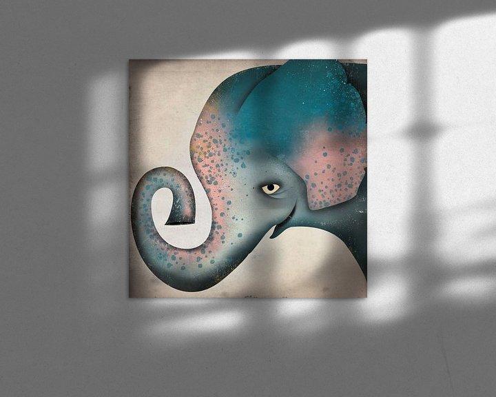 Beispiel: Elephant Wow II, Ryan Fowler von Wild Apple