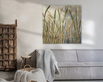 Scenic Grasses, Kathrine Lovell von Wild Apple