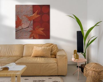 Herbst-Tile IV, Kathrine Lovell von Wild Apple