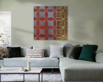 Herbst-Tile II, Kathrine Lovell von Wild Apple