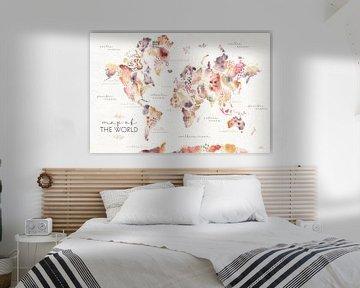 Wüsten-Blüte Karte, Laura Marshall von Wild Apple