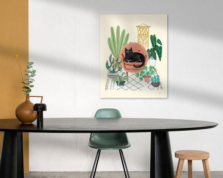 Beispiel: Urban Jungle III, Mary Urban von Wild Apple