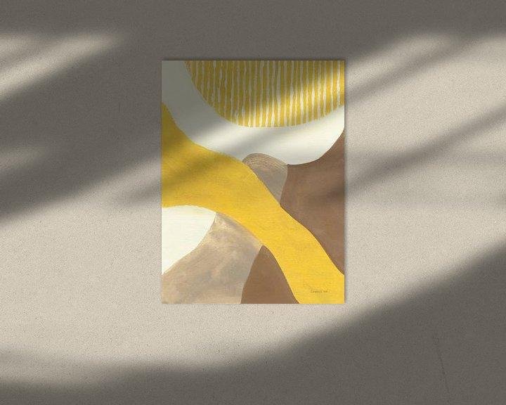Sfeerimpressie: Retro Abstract VI, Danhui Nai van Wild Apple