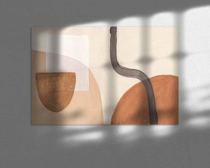 Beispiel: Sandy Balance I, Mary Urban von Wild Apple