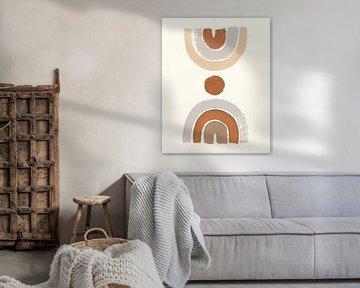 Desert Rainbows II, Moira Hershey van Wild Apple