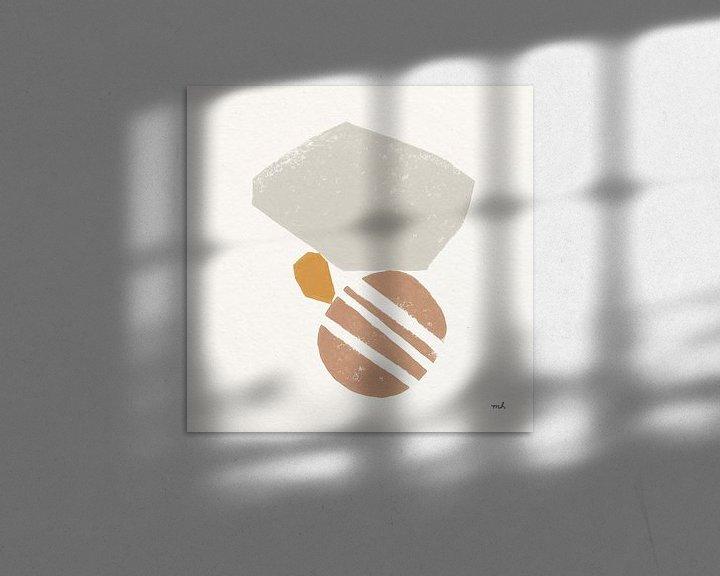 Sfeerimpressie: Desert Stones II, Moira Hershey van Wild Apple