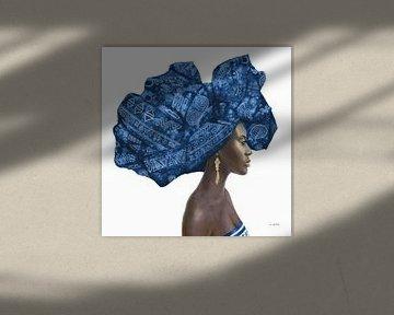 Pure Style II Blue, James Wiens van Wild Apple