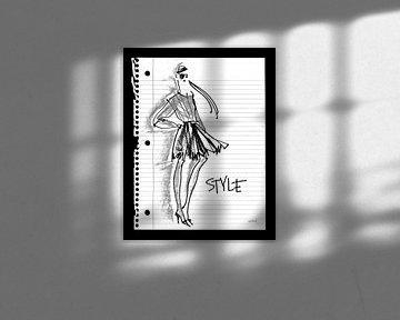 Style Doodle, Anne Tavoletti van Wild Apple