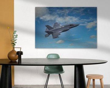F-35 Lightning II, Pays-Bas sur Gert Hilbink