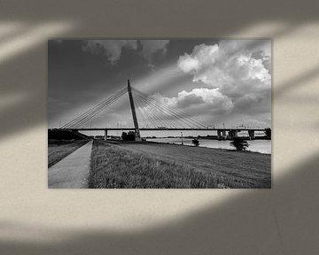 Insel-Brücke von Henk Simmelink