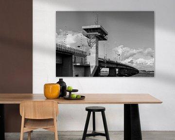 Ketelbrug Flevoland van Henk Simmelink