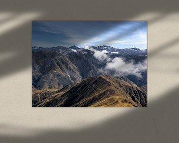 Nieuw-Zeeland - Queenstown - De Zuidelijke Alpen van Rik Pijnenburg