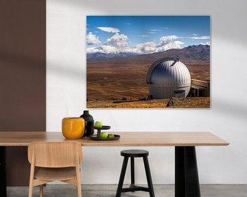 Neuseeland - Tekapo - Die Sternwarte von Rik Pijnenburg
