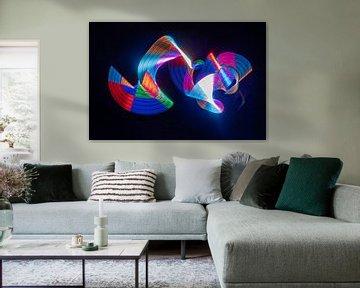 Lichtschildering van Pierre Verhoeven