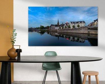 Skyline Maastricht 2020. von Danny Bartels