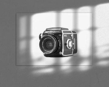 Bronica Analoge Camera van Maikel Brands