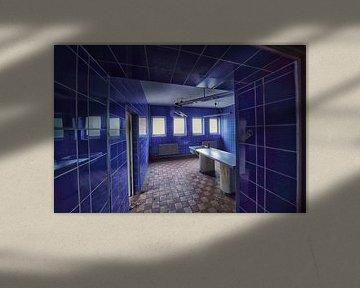 Blue pathology von Marius Mergelsberg