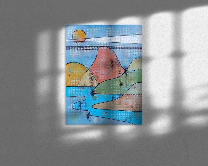 Beispiel: Die Berührung der Sonne 4 von Ariadna de Raadt-Goldberg