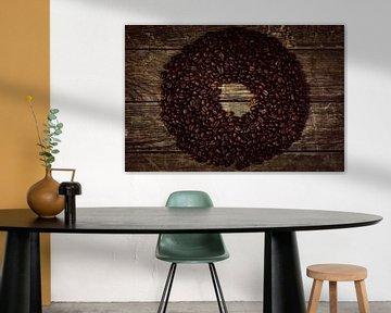 Koffiekrans van Oliver Henze