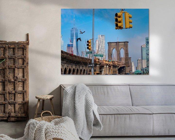 Sfeerimpressie: New York City van suuspixs