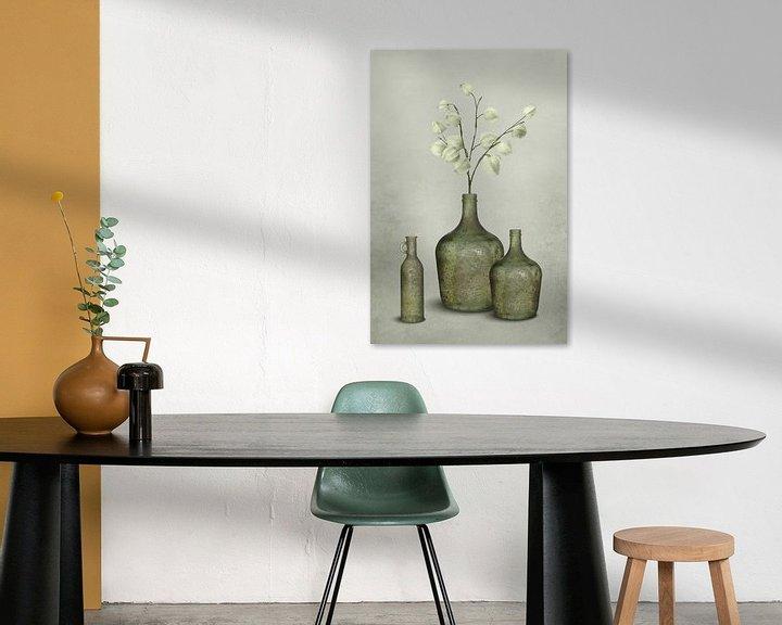 Beispiel: Graublau in Vasen von Color Square