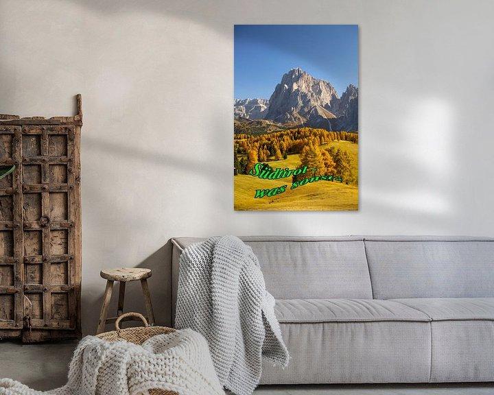 Beispiel: Südtirol - was sonst? von Rudolf Brandstätter