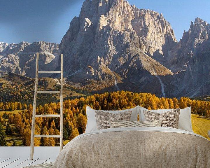 Beispiel fototapete: Südtirol - was sonst? von Rudolf Brandstätter