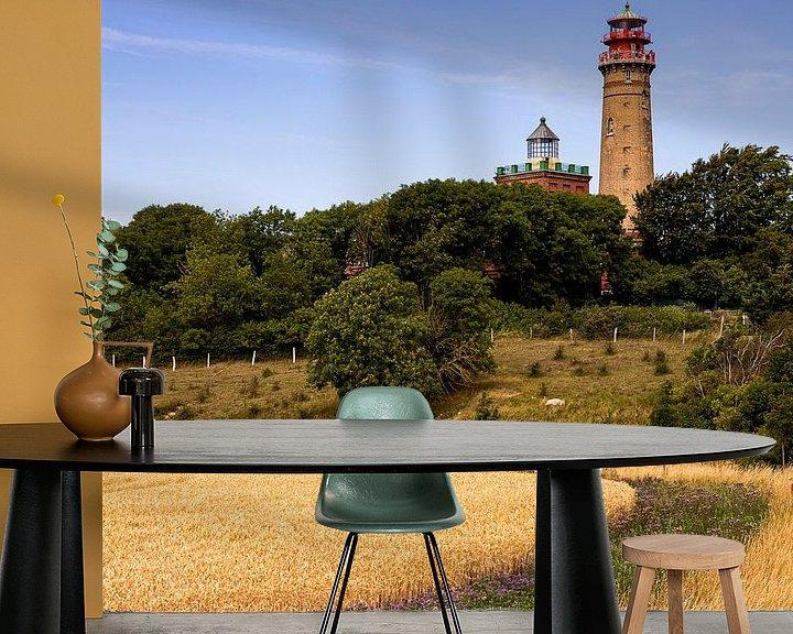 Beispiel fototapete: Cap Arkona, Rügen, Deutschland von Adelheid Smitt