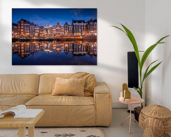 Sfeerimpressie: Amsterdam Reflecties van Albert Dros